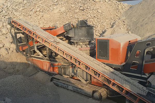 TP-C Mobile Cone Crushing Plant