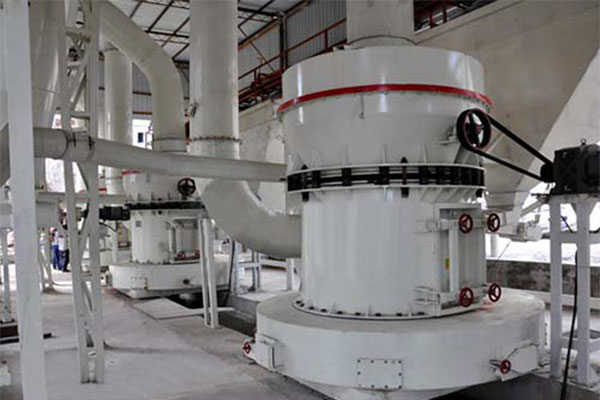 High-pressure Micro Powder Mill